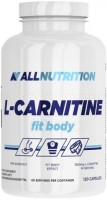 Спалювач жиру AllNutrition L-Carnitine Fit Body 120 cap 120шт