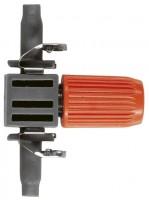 Фото - Дождеватель GARDENA Adjustable Inline Drip Head 8392-29