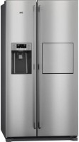 Холодильник AEG RMB 66111 NX нержавеющая сталь