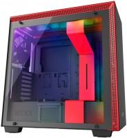 Фото - Корпус (системный блок) NZXT H700i красный