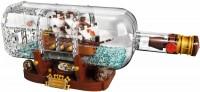 Фото - Конструктор Lego Ship in a Bottle 21313