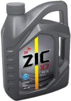 Моторное масло ZIC X7 LPG 5W-30 4л