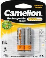 Фото - Аккумулятор / батарейка Camelion 2xAA 2600 mAh
