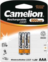 Фото - Аккумулятор / батарейка Camelion 2xAAA 800 mAh