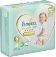 Фото - Подгузники Pampers Premium Care Pants 6 / 31 pcs