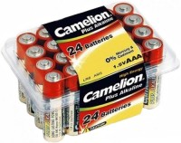Фото - Аккумулятор / батарейка Camelion Plus  24xAAA LR03-PB24