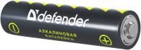 Фото - Аккумулятор / батарейка Defender 4xAAA LR03-4B