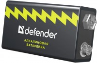 Фото - Аккумулятор / батарейка Defender 1xKrona