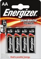 Фото - Аккумулятор / батарейка Energizer Power 4xAA