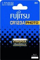 Фото - Аккумулятор / батарейка Fujitsu 1xCR123