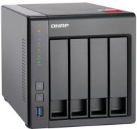 NAS сервер QNAP TS-451+ ОЗУ 2ГБ