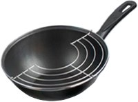 Сковородка Vitrinor Black 1102537 28см