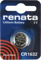 Аккумулятор / батарейка Renata 1xCR1632