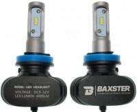 Фото - Автолампа Baxster S1-Series H11 6000K 4000Lm 2pcs