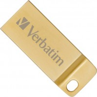 Фото - USB Flash (флешка) Verbatim Metal Executive  32ГБ