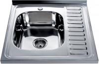 Кухонная мойка MIRA MR 6060 L 600x600мм