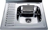 Кухонная мойка MIRA MR 6060 R 600x600мм