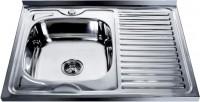 Кухонная мойка MIRA MR 8060 L 800x600мм