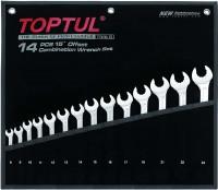 Фото - Набор инструментов TOPTUL GPAQ1402
