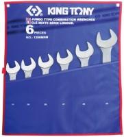 Фото - Набор инструментов KING TONY 1296MRN