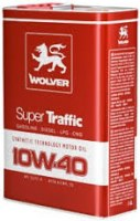 Моторное масло Wolver Super Traffic 10W-40 1 л