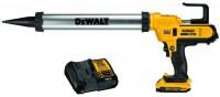 Пистолет для герметика DeWALT DCE580D1