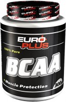 Фото - Аминокислоты Euro Plus BCAA 300 g