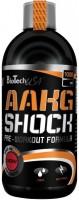Фото - Аминокислоты BioTech AAKG Shock 1000 ml