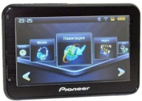 GPS-навигатор Pioneer GPS-5001