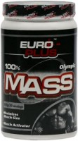 Гейнер Euro Plus 100% Olympic MASS 0.9кг