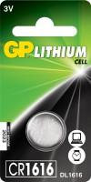 Аккумуляторная батарейка GP 1xCR1616