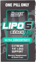 Сжигатель жира Nutrex Lipo-6 Black Hers Ultra Concentrate 60 cap 60 шт