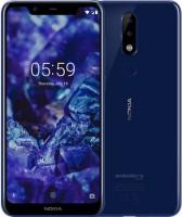 Мобильный телефон Nokia 5.1 Plus 32ГБ