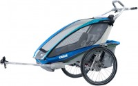 Фото - Детское велокресло Thule Chariot CX 2