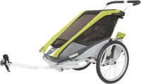 Фото - Детское велокресло Thule Chariot Cougar 2
