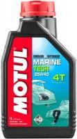 Моторное масло Motul Marine Tech 4T 25W-40 1L