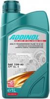 Фото - Трансмиссионное масло Addinol Multi Transmission Fluid 75W-90 1л