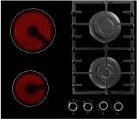 Фото - Варочная поверхность VENTOLUX HSF 622 D3G CS BK черный