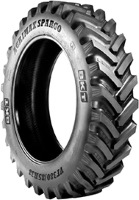 "Фото - Грузовая шина BKT Agrimax Spargo  380 R50"" 179D"