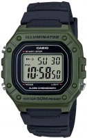 Фото - Наручные часы Casio W-218H-3A