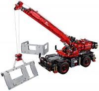 Фото - Конструктор Lego Rough Terrain Crane 42082