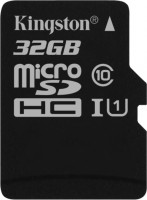 Карта памяти Kingston microSDHC Canvas Select 32Gb