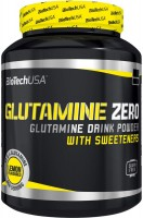 Фото - Аминокислоты BioTech Glutamine Zero 300 g