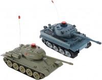 Фото - Танк на радиоуправлении Huan Qi Battle tanks T34&Tiger 1:28
