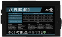 Фото - Блок питания Aerocool Value Plus  VX Plus 400W
