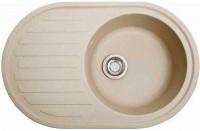 Кухонная мойка Adamant Ellipsis 770x500мм