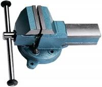 Тиски Glazov TSS-80 100мм / губки 80мм
