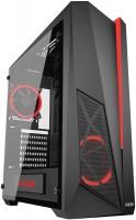 Корпус (системный блок) AZZA Thor 320 черный
