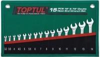 Набор инструментов TOPTUL GRAJ1501