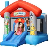 Батут Happy Hop Fun House